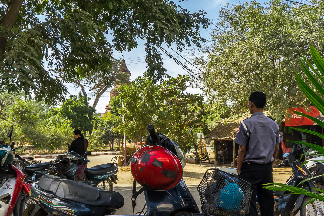 Bagan Downtown Public Streets