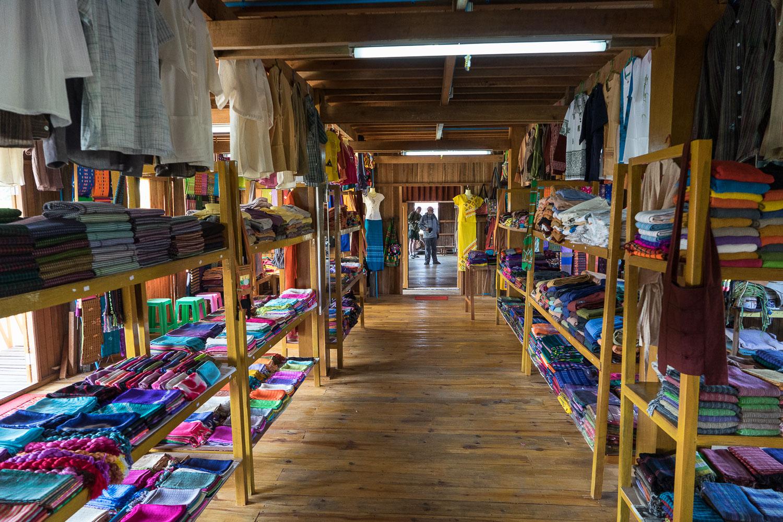 Inle Lotus Clothing Shop