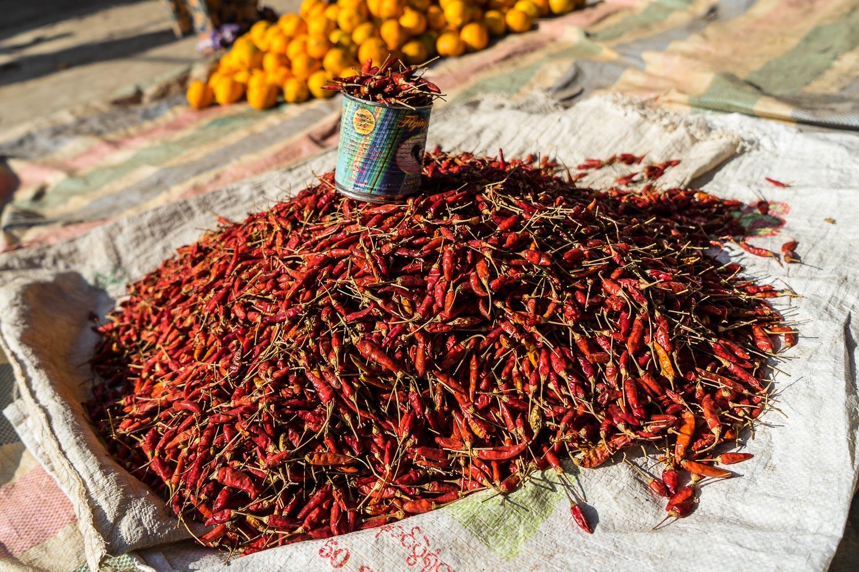 Nam Phan Market Chili