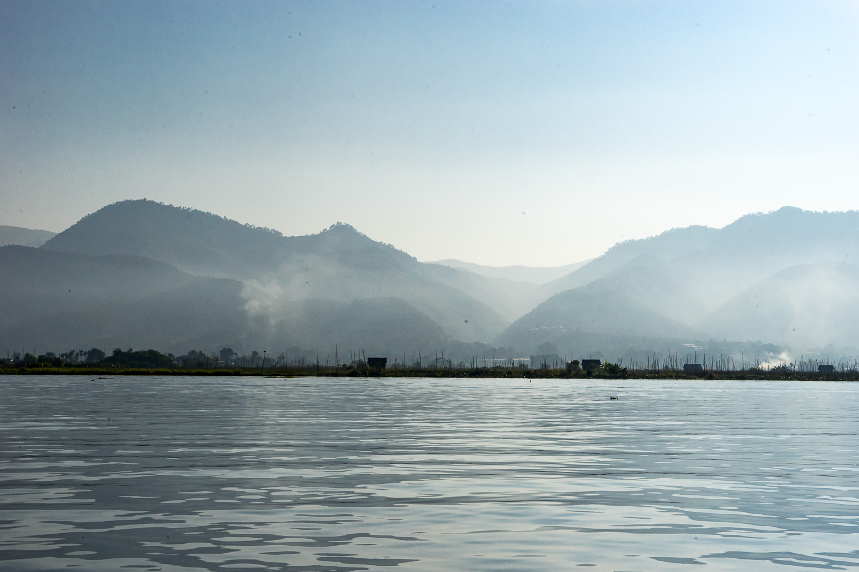 Inle Lake Shan Mountains