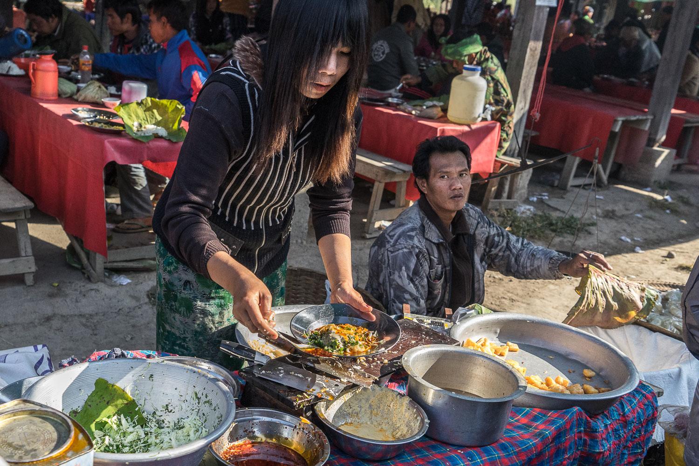 Nam Phan Salad Stall