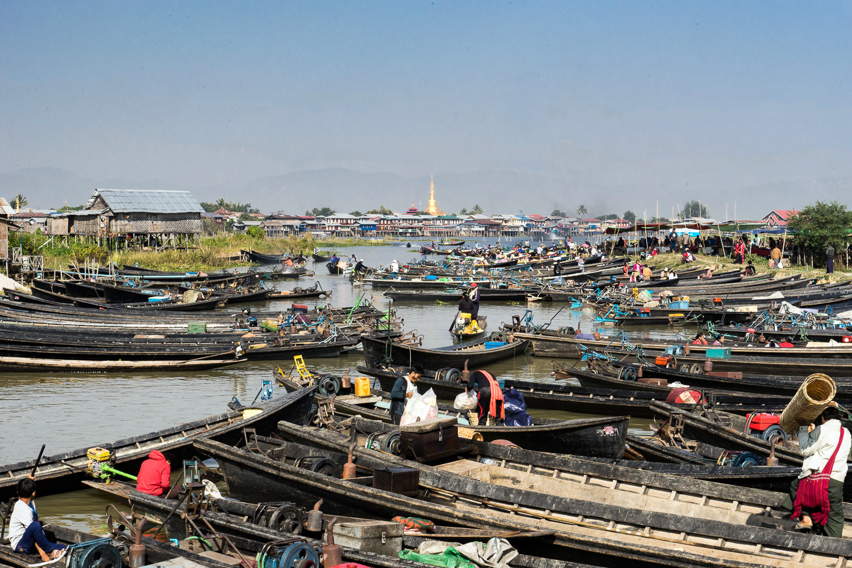 Nam Phan Market Exit