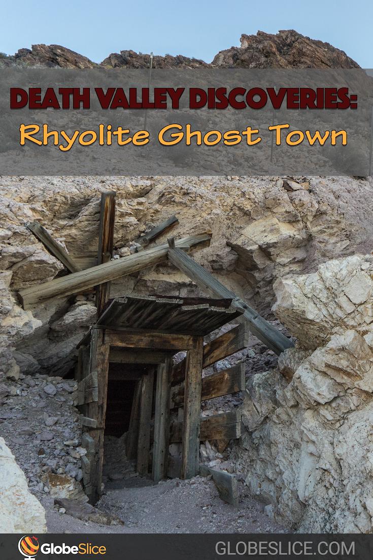 Rhyolite Ghost Town Pinterest