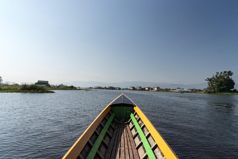 Inle Lake Village Distance