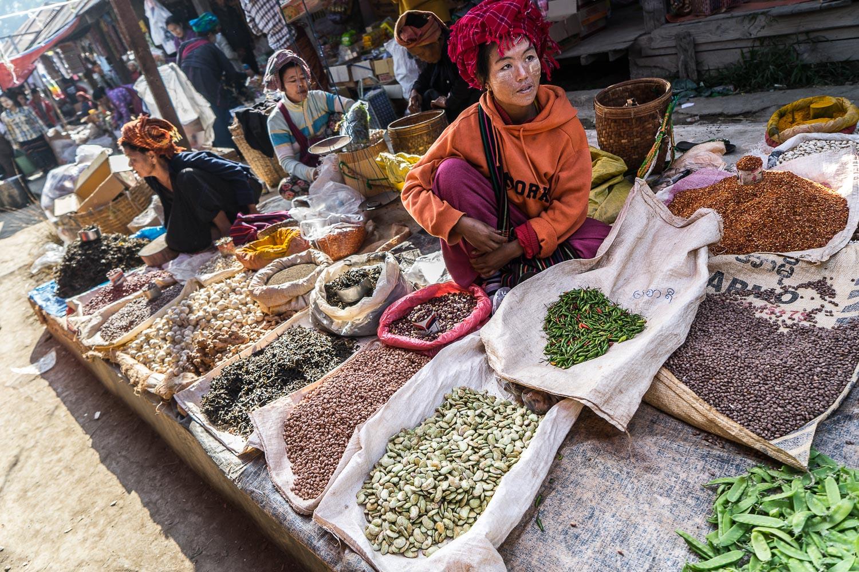 Nam Phan Spice Stall