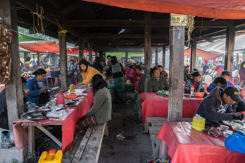 Nam Phan Eating Area