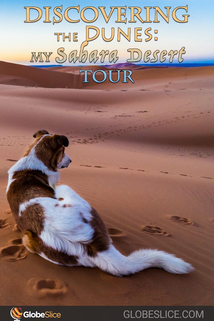 Sahara Desert Tour Pinterest