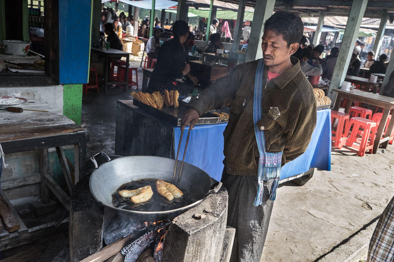 Nam Phan Breakfast Stall