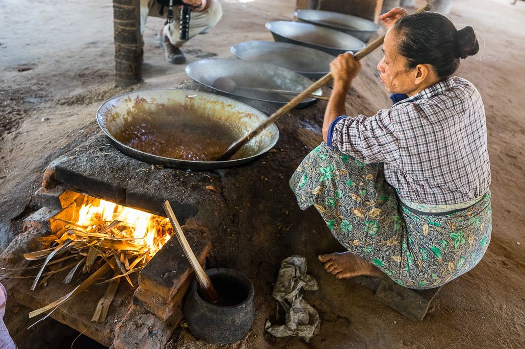 Myanmar Farm Cooking Sap
